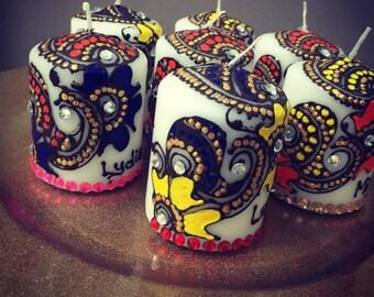 Home decor/candle gifts/weddings/mehndis