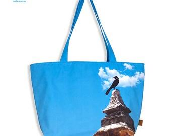 """Tote Bag (Large) """"Maria Mulata"""""""