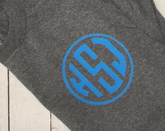 Personalized t shirt, monogram t shirt