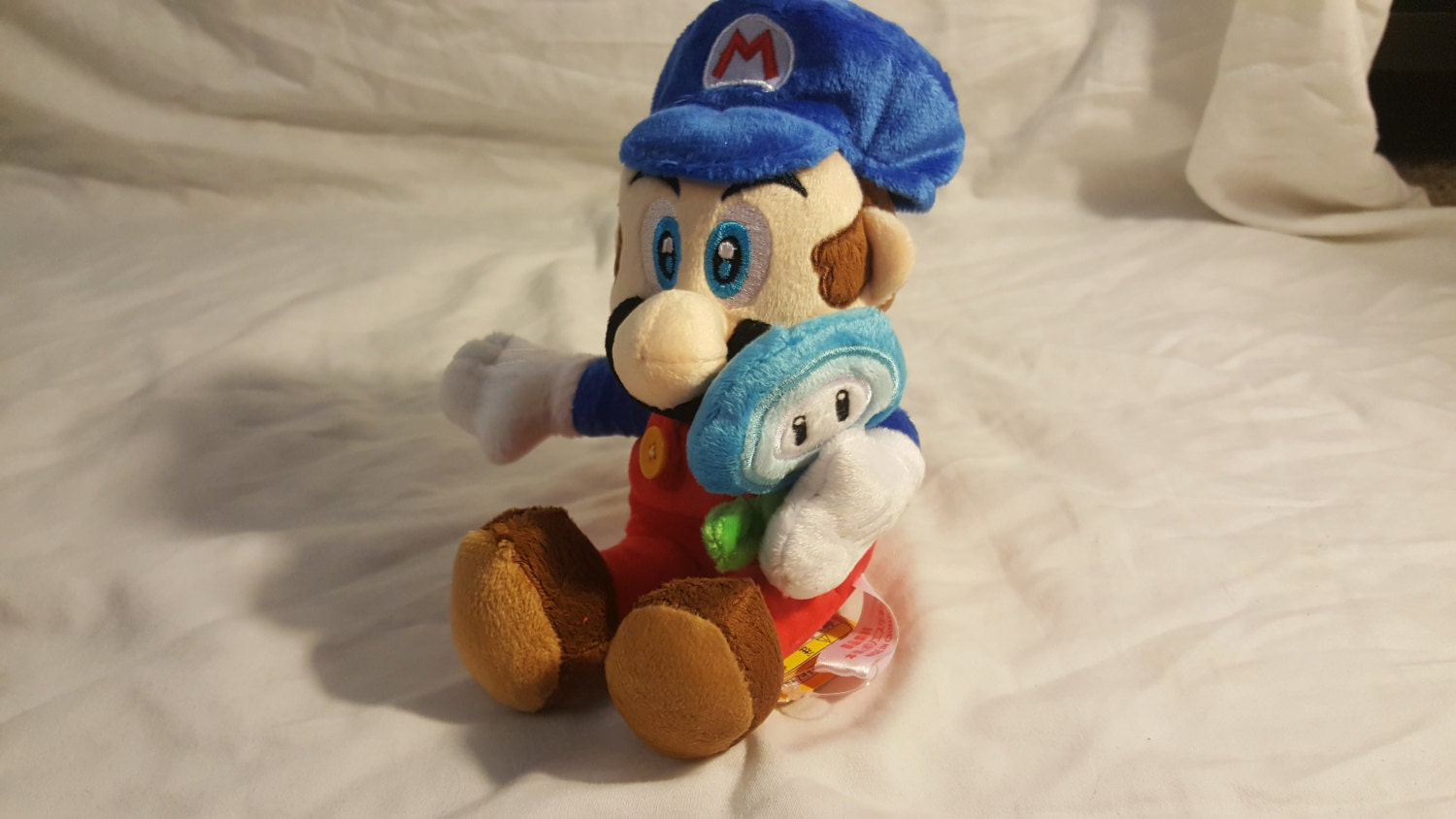 ice mario plush - photo #7