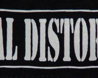 SOCIAL DISTORTION (266) patch
