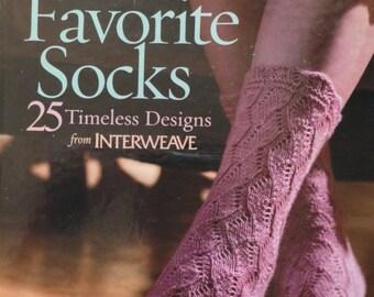 Favorite Socks 25 Timeless Designs from Interweave
