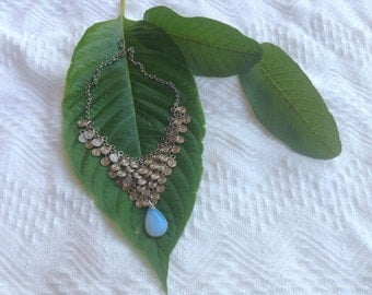 Godess Moonstone Necklace