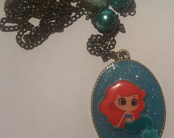 Necklace-The Little Mermaid-