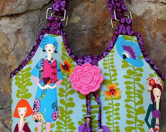 Katie Bag Sewing Pattern