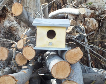 Small Decorative Birdhouse