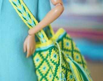 Momoko Mochila look-a-like Crochet Bag