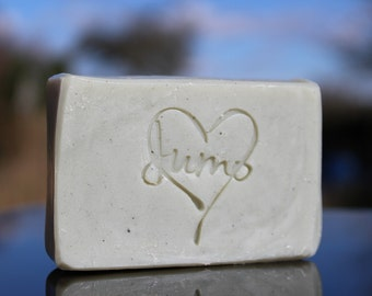 Cambrian clay natural soap