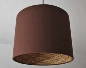 "Lampshade ""the wall"""
