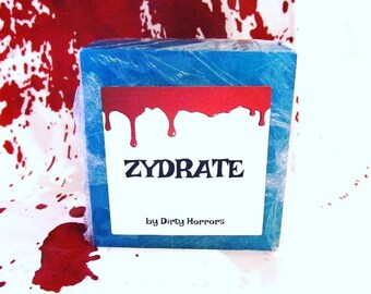 Zydrate soap by Dirty Horrors