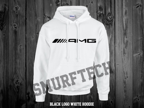 mercedes benz amg adulte pull capuche pull sweatshirt. Black Bedroom Furniture Sets. Home Design Ideas