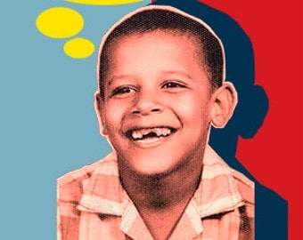 President Barack Obama, Limited Edition Every Little Boy Dreams Series