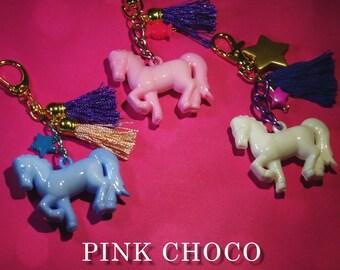 Macaroon Horses (3 fav colors)