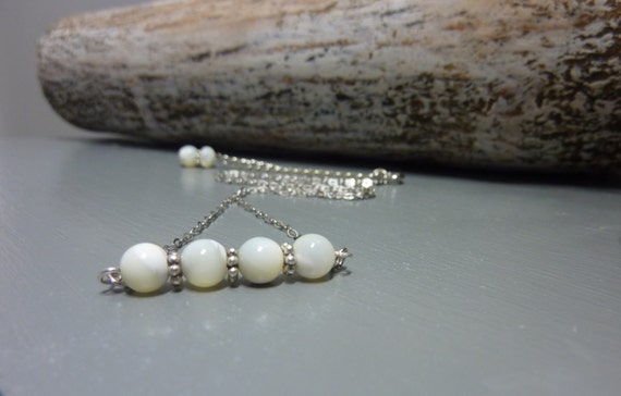 Pearl - Silver 925 necklace
