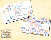 LuLaRoe Business card - LuLaRoe - Double Sided; LuLaRoe Business Card; Customizable Card; Custom LuLaRoe Business Card
