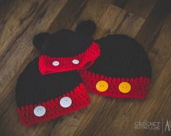 Mouse Ear Hat