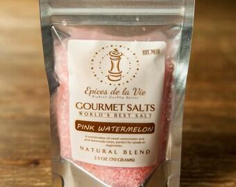 Pink Watermelon Sea Salt