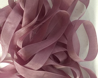 "Vintage Style Rayon Ribbon Seam Binding 1/2"", 5 Yards"