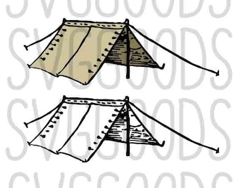 Tent dxf, camping dxf, camper dxf, summer dxf, outdoors dxf, reunion dxf, scout dxf rustic dxf, campground dxf, camping life dxf, Tent 3