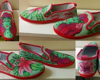 Poison Ivy Shoes- Men's
