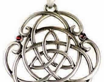Celtic Knotwork Necklace