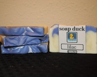 Lilac Handmade Soap