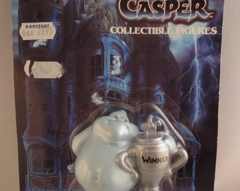 Casper - The Friendly Ghost - Fatso - Collectible Figures from Tyco 1995