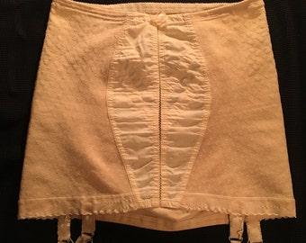 RealForm Vintage 60's girdle - large