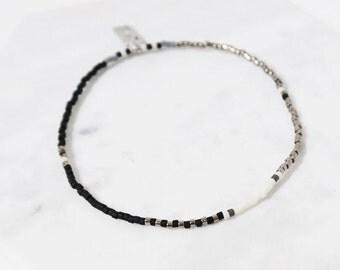 Delicate beads,gemstones,layering bracelet,men,women,seed bead bracelet,stretchy bracelet,seed bead bracelet,minimalist,gift