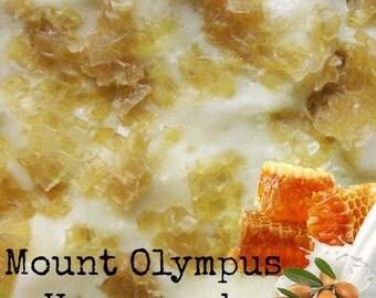 Mount Olympus Honeycomb Natural Handmade Goat Milk Soap