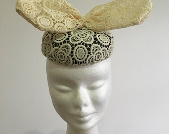 Lovely Lace Fascinator