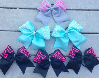 Victorias Secret PINK cheerleading bow