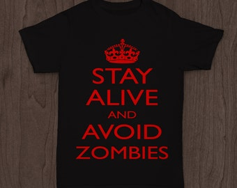 Stay Alive and Avoid Zombies