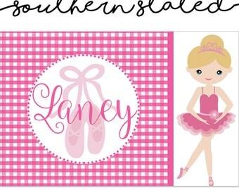 Ballerina Placemat
