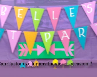 Party Banner Bunting