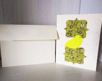 "Handmade ""Chick"" Card"