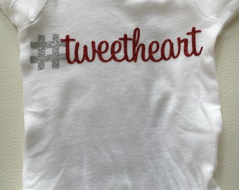 Tweetheart Girls Onesie