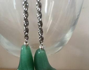 Dangling Green JAde