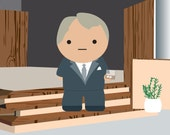 Roger Sterling from MadMe...