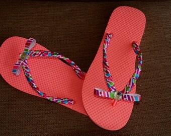flip flops (Size 9-10)
