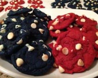 Patriotic Cookie Mix