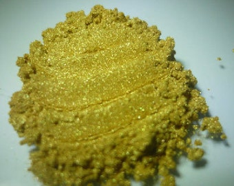Gold Metallic Pigments - Olympic Gold