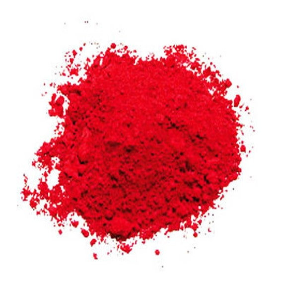 Red 31C Thermochromic Free Flowing Powder Pigments