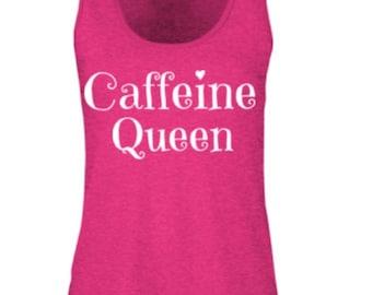 Caffeine Queen pink
