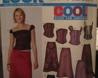 BOSS NEW LOOK 6207 pants - skirt - Bustier