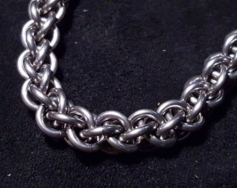 Stainless Steel Jens Pind Chanimail Bracelet