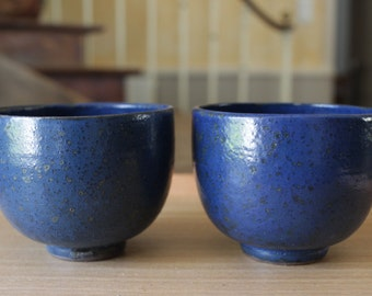 Little bowl  //  blue  //  ceramic  // stoneware