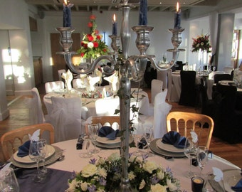Candelabra Hire North Wales and Chester