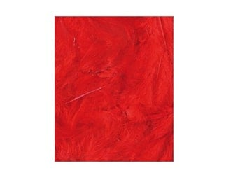 Feathers red Sachet 3 grams