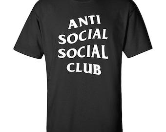 Anti Social Social Club Tee or Hoodie ASSC